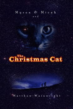 'The Christmas Cat' Cover