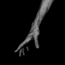 Reaching Hand (c) Brett Sayer
